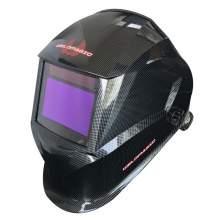 Auto Darkening Welding Helmet SUN9B Carbonfiber 1