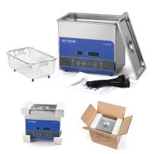 0.8GAL 3L 0.11CF Heating Dental Ultrasonic Cleaner 100W