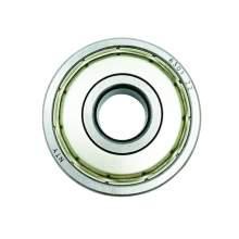10 pcs 6301 ZZ Sealed Ball Bearing - 12x37x12 - Chrome Steel