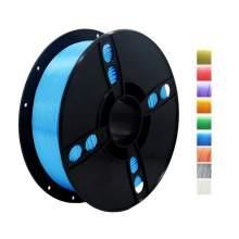 1.75mm PLA SILK Blue Filament 1kg/2.2Lbs for 3D Printer