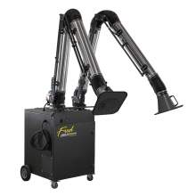 Diversitech Fred SR2 Dual Arm Extractor FRED-02-050N