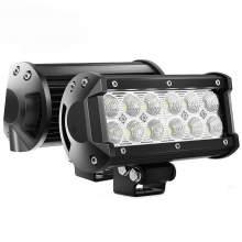 DC12V 24V Input Super Bright 7Inch LED Light Bar 36W for Cars Tractor