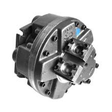 1923N.m Torque Internal Spline low speed Radial Hydraulic Motor