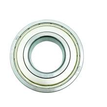 10 pcs 6206 ZZ Sealed Ball Bearing - 30x62x16 - Chrome Steel