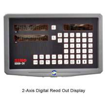Bolton Tools DRO-BT1440 Digital Read-Out Display Set - 2 Axis