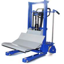 "Manual Roll Lifter 2205 Lbs Capacity 55""Dia X 59""Width"