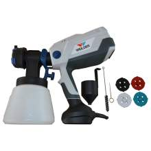 HVLP Electric Paint Sprayer With 4 Nozzles AC110~120V/60Hz