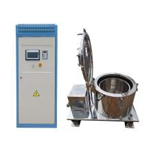 Top Discharge Jacketed Stainless Steel Centrifuge - 17.6LB Max Capacity
