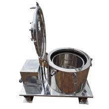 Top Discharge Jacketed Stainless Steel Centrifuge 450 Extraction 8kg