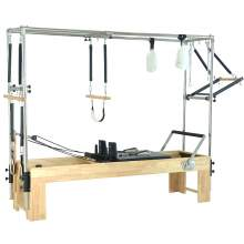 Commercial Pilates Cadilac Reformer Wooden Bed Complete Boundle