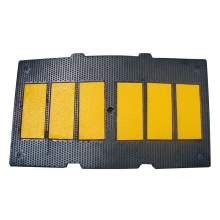 """35"""" Wide Rubber Speed Hump Middle Extension Module"""