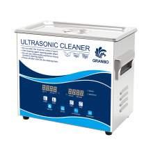 Digital Ultrasonic Cleaner 0.85 Gallon 120W Semiwave Dental Manicure Tattoo Tools