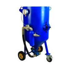 50 Gallon Portable Air Pressure Paint Removing Abrasive Blaster