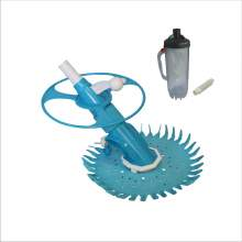 In/Above Ground Automatic Swimming Pool Cleaner with Leaf Canister
