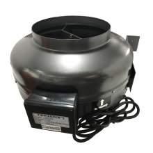 8 Inch Centrifugal Inline Duct Fan 127w 2500 RPM