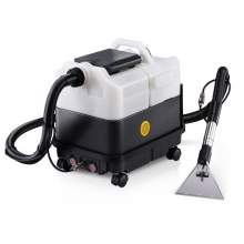 2.4 Gallon Carpet Extractor with Clear View Upholstery tool