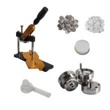"""2.28"""" Rotate Button Maker Machine 100PCS Materials Paper Cutter"""