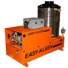 Easy-Kleen Industrial Hot Water Electric - NG & LP