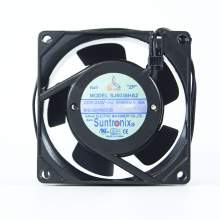 3-3/20''Standard square Axial Fan square 230V AC 1 Phase 32cfm