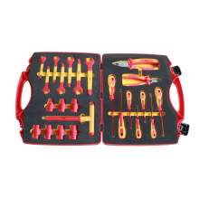 "1/2"" Drive SAE Insulated Tools Set 24-PC   (1000V)"