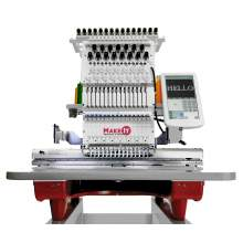 Single Head High Speed Embroidery Machine includes the support table and stand