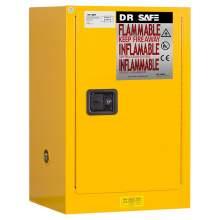 "Flammable Cabinet 16 Gallon 44"" x 23"" x 18""  Manual Door"