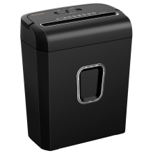 8-Sheet Cross-Cut High-Security Shredder P4 Security Level