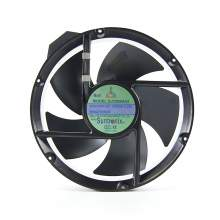 8-43/50''  Standard square Axial Fan square 230V AC 1 Phase 470cfm