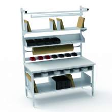 """ESD Full Function Packaging Bench Anti-Static Top 60 x 30"""""""