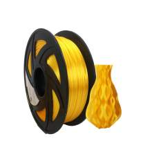 3D Printer PLA Plus Silk Gold Filament 1.75mm 2.2Lbs