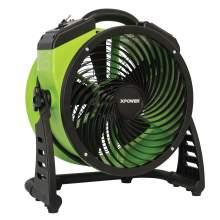 "XPOWER FC-200 1300 CFM Multipurpose 13"" Pro Air Circulator Utility Fan"