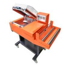 "Shrink Wrap Chamber Machine with 12"" X 11"" L-Bar Sealer"