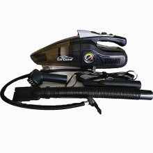 Portable Handheld 4 In 1 Car Vacuum Cleaner With Led Light
