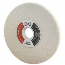 "Surface Grinding Wheel (D)7""x(H) 1-1/4""x(T) 1/2"":38A46H Made In Taiwan"