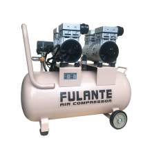 FLT Oil-free Portable Air Compressor 120 PSI 1 HP 6.4 CFM 13 Gallon