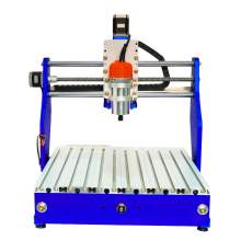 "18"" x 17"" Smart Desktop CNC Router 3040 For Advertising, Woodworking"