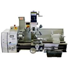 """BP290VG 11"""" x 28"""" High Precision Variable Speed Combo Lathe - Combo Lathe/Mill/drills"""