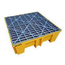 High Spill Containment Pallet 4 Drum