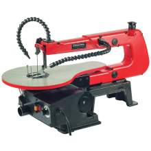 """General International 16"""" Variable Speed Scroll Saw (with LED light)"""