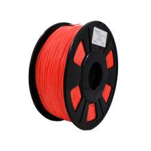 3D Printer Red FLEX Filament Dimensional Accuracy+/-0.02 mm 1 kg