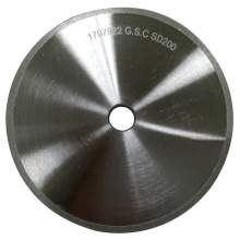 """Grinding Wheel GS-13 SD200 10T Carbide Thickness 3/8"""" Made In Taiwan"""