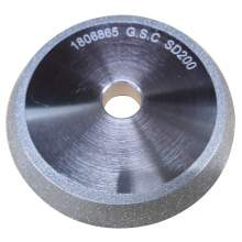 Drill Grinding Wheel EC-1 & GS-1 SD200 Carbide Drill Made In Taiwan