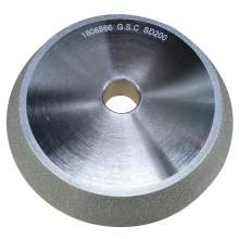 Drill Grinding Wheel GS-21 / GS-34 SD200 Carbide DrillL Made In Taiwan