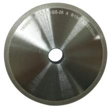 "End Mill Grinding Wheel GS-26 A CBN200 HSS 3/8"" - 1/2"" Made in Taiwan"