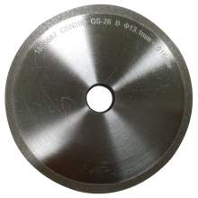 "End Mill Grinding Wheel GS-26 B CBN200 HSS  1/2"" - 5/8"" Made In Taiwan"