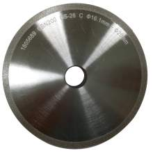"End Mill Grinding Wheel GS-26 C CBN200 HSS 5/8""  13/16"" Made In Taiwan"