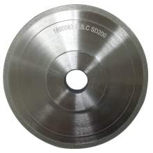 "Grinding Wheel GS-13 SD200 5T CARBIDE Thickness 3/16"" Made In Taiwan"