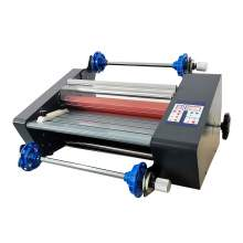 15 In Heated Thermal Office School Roll Mounting Laminator 1