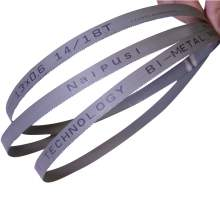 "SIPU 64 1/2"" x 1/2"" x6tpi band saw blade for metal&wood cutting"