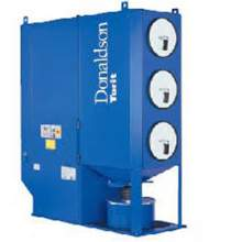 Donaldson DFO 3-3 Downflo Oval Dust Collector 460V 60Hz 3Phase